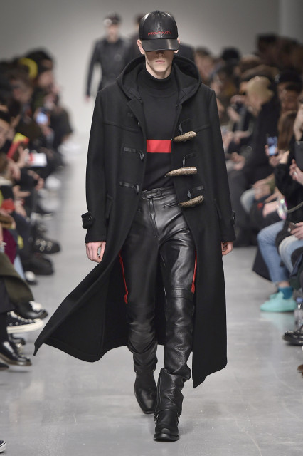 JOHN LAWRENCE SULLIVAN AW17 LFWM Catwalk Imagery Look 17