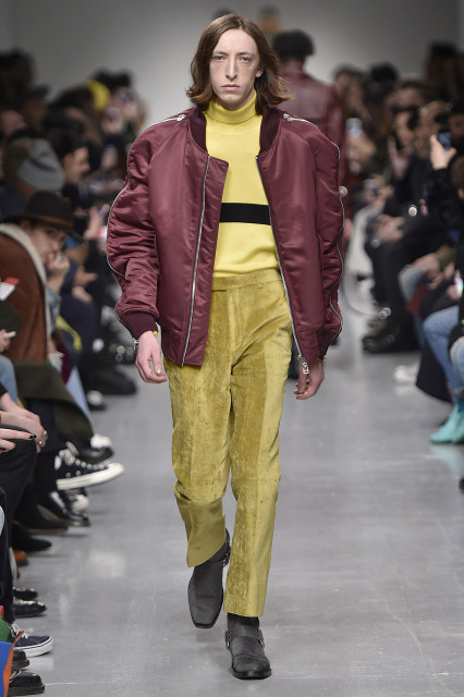 JOHN LAWRENCE SULLIVAN AW17 LFWM Catwalk Imagery Look 3
