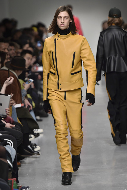 JOHN LAWRENCE SULLIVAN AW17 LFWM Catwalk Imagery Look 30