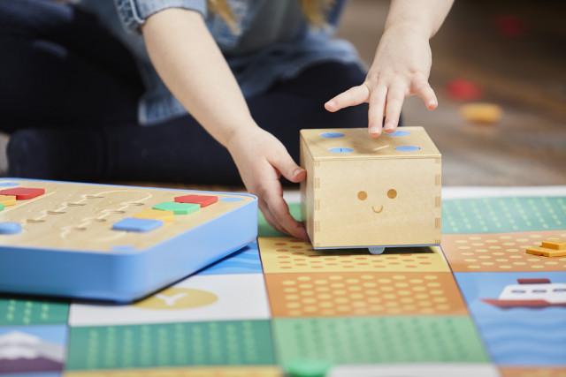 プログラミング学習おもちゃ、キュベットで身に付く事とは