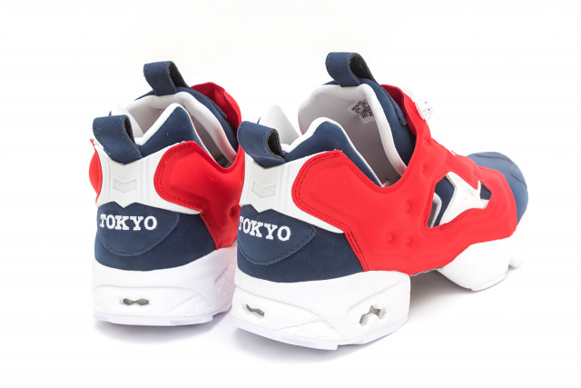 Instapump Fury for Reebok Classic Store DiverCity Tokyo Plaza