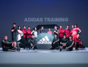 NEW ADIDAS TRAINING 発表会