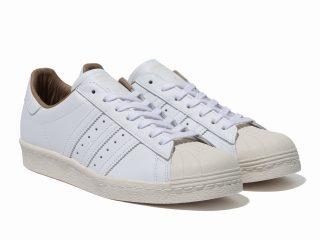 adidas Orignals「Superstar 80s」