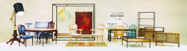 伊勢谷友介代表、リバースプロジェクトと大塚家具のコラボ「Un TIQUE NEWTIQUE」