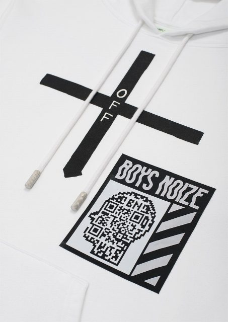 "Boys Noize x OFF WHITE™ ""MAYDAY"" COLLECTION商品画像"