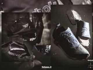 Reebok CLASSIC X N.HOOLYWOODコラボ第二弾