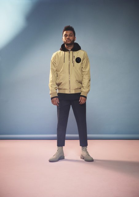 H&MメンズウェアのエッセンシャルコレクションSpring Icons Selected by The Weeknd